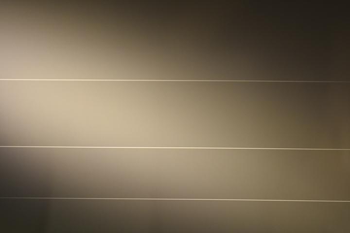Panelenplafonds - Panelenplafond beige met gesloten V-groef