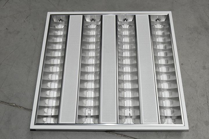 Verlichting van t & f led tl spots en noodverlichting