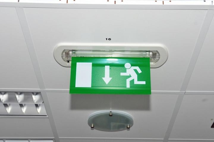 Noodverlichting - LED noodverlichting (vluchtroute)